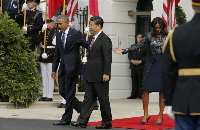 Πώς η αντισυμβατικά όμορφη Μισέλ Ομπάμα «σβήνει» τις άλλες Πρώτες Κυρίες; - εικόνα 13