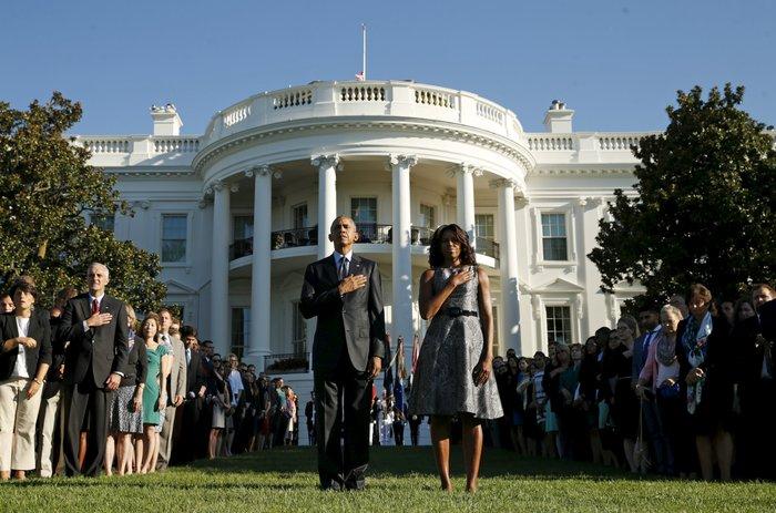 Πώς η αντισυμβατικά όμορφη Μισέλ Ομπάμα «σβήνει» τις άλλες Πρώτες Κυρίες; - εικόνα 4
