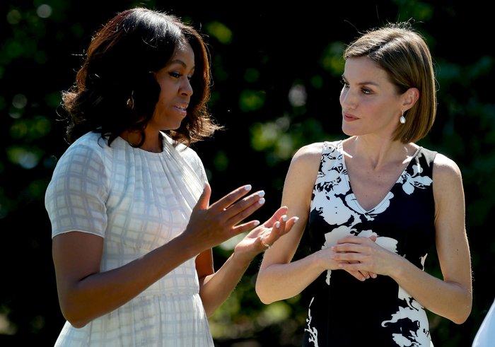 Πώς η αντισυμβατικά όμορφη Μισέλ Ομπάμα «σβήνει» τις άλλες Πρώτες Κυρίες; - εικόνα 8