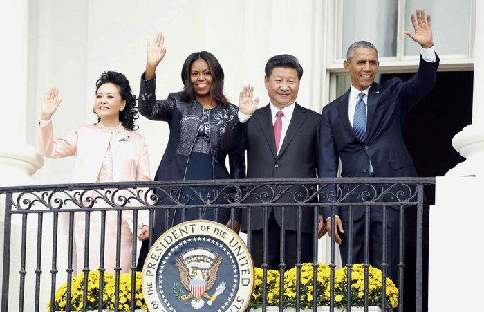 Πώς η αντισυμβατικά όμορφη Μισέλ Ομπάμα «σβήνει» τις άλλες Πρώτες Κυρίες; - εικόνα 14