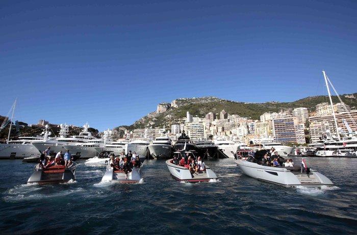 Monaco Yacht Show: Απίστευτη χλιδή στην παρέλαση των μεγαλύτερων γιοτ - εικόνα 10