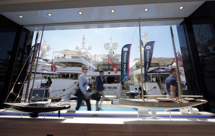 Monaco Yacht Show: Απίστευτη χλιδή στην παρέλαση των μεγαλύτερων γιοτ - εικόνα 11