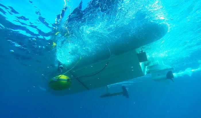Βρήκαν αρχαία ναυάγια στον όρμο της Μεθώνης. Υπέροχες εικόνες