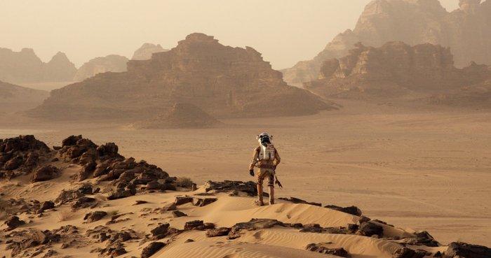 Ρίντλεϊ Σκοτ : Γνώριζα για την ύπαρξη νερού στον Άρη εδώ και μήνες