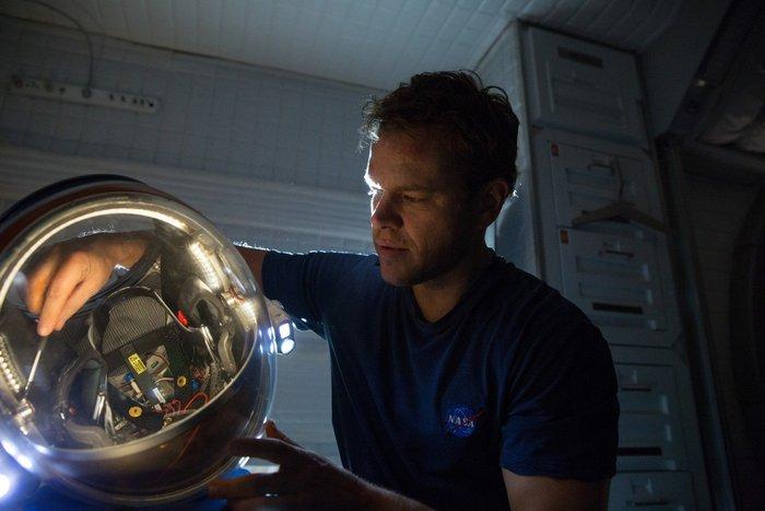Ρίντλεϊ Σκοτ : Γνώριζα για την ύπαρξη νερού στον Άρη εδώ και μήνες - εικόνα 4