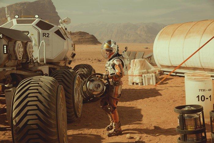 Ρίντλεϊ Σκοτ : Γνώριζα για την ύπαρξη νερού στον Άρη εδώ και μήνες - εικόνα 5