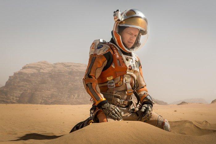 Ρίντλεϊ Σκοτ : Γνώριζα για την ύπαρξη νερού στον Άρη εδώ και μήνες - εικόνα 6
