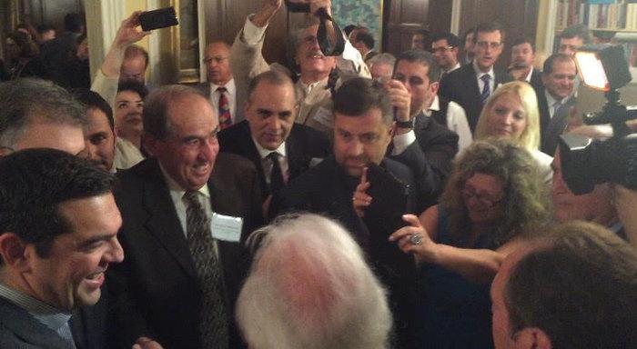 Συνάντηση του πρωθυπουργού με την ομογένεια - εικόνα 2