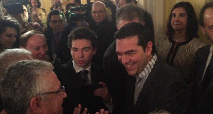 Συνάντηση του πρωθυπουργού με την ομογένεια - εικόνα 4