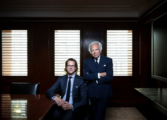 Ο Ralph Lauren παραδίδει το τιμόνι της αυτοκρατορίας του μετά από 50 χρόνια - εικόνα 2