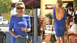 Η Σάρον Στόουν, στα 57 της, κάτι ξέχασε να φορέσει... Το βλέπετε;