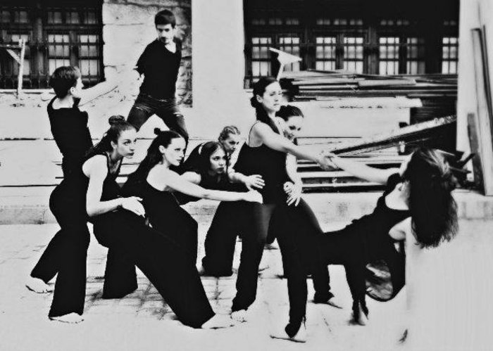 Inside Us: Ένα χορευτικό ταξίδι από την ομάδα Around Us