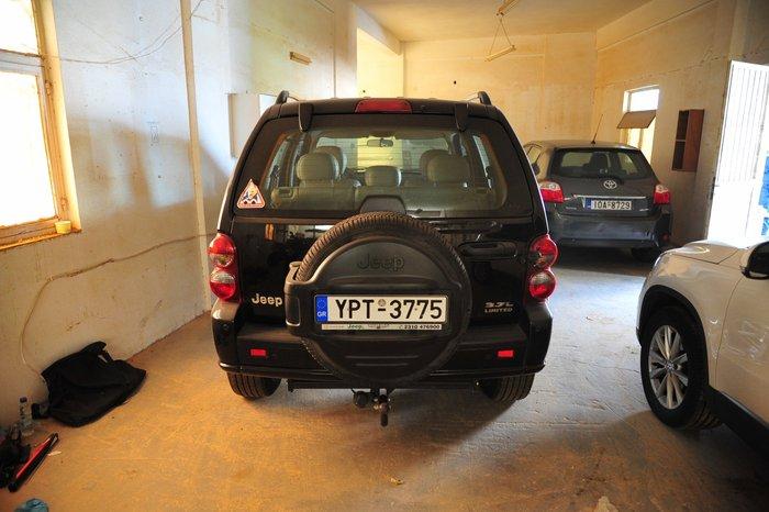 Αυτοκίνητο του Παλαιοκώστα στη γιάφκα του Μαραθώνα - εικόνα 2