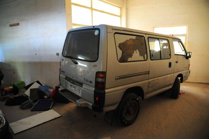 Αυτοκίνητο του Παλαιοκώστα στη γιάφκα του Μαραθώνα - εικόνα 3