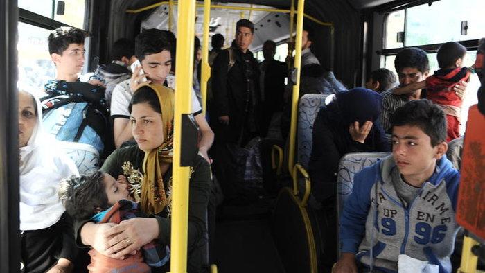 ΕΛ.ΑΣ.: Καμία σκηνή προσφύγων ξανά στην πλατεία Βικτωρίας - εικόνα 2