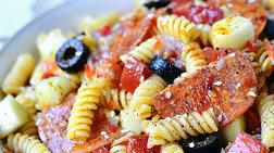#FoodPorn- Αυτή είναι η πιο νόστιμη-πικάντικη μακαρονοσαλάτα! Δοκιμάστε την