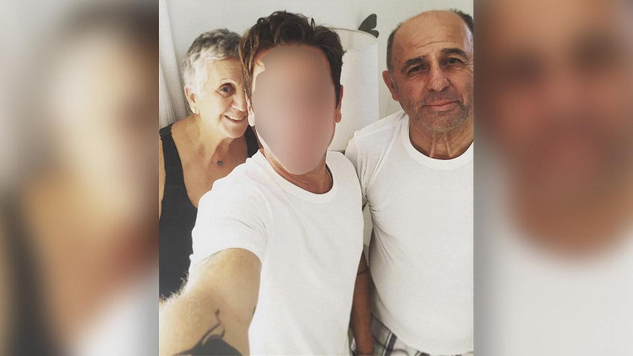 Η Κλειώ και ο Μανώλης είναι οι γονείς του...  d3f234a44cc