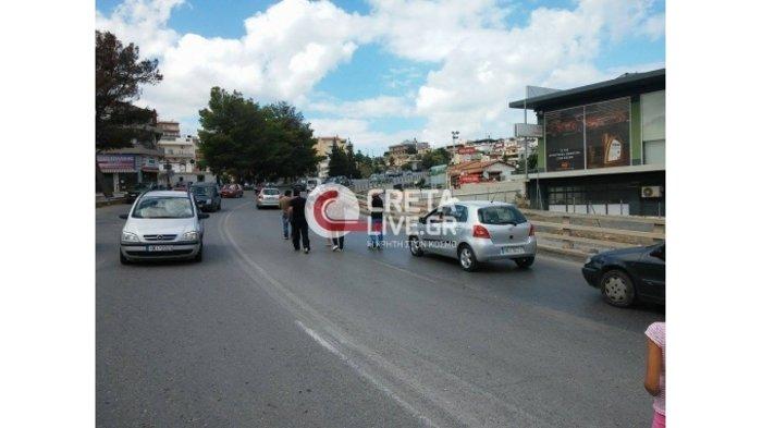 Γέμισε ο δρόμος ... 50ευρα στο Ηράκλειο Κρήτης - εικόνα 3