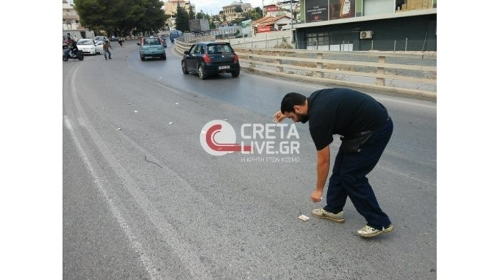 Γέμισε ο δρόμος ... 50ευρα στο Ηράκλειο Κρήτης - εικόνα 4