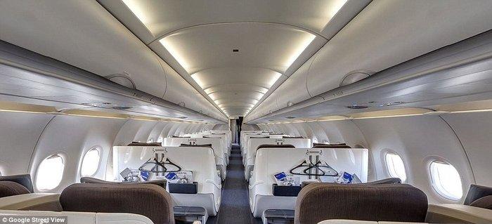 Ενα αεροπορικό ταξίδι σαν σε... σουίτα - εικόνα 2