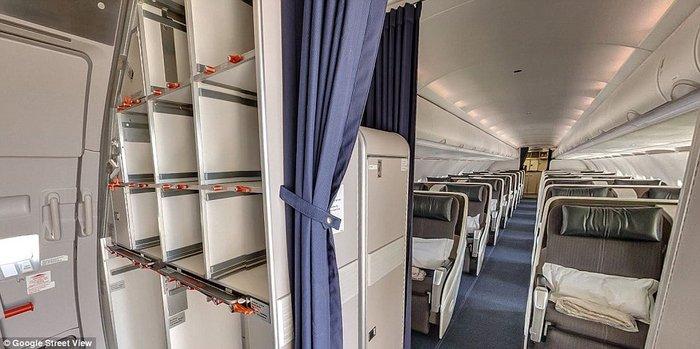Ενα αεροπορικό ταξίδι σαν σε... σουίτα - εικόνα 3