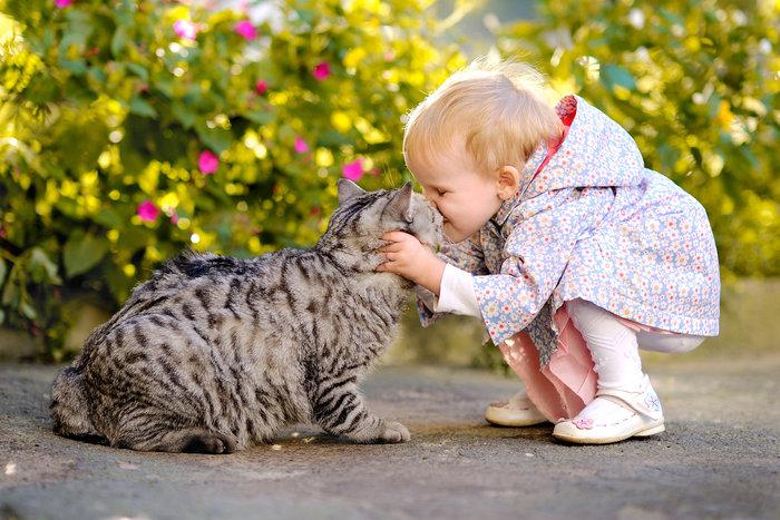 Οι τρυφερότερες φωτογραφίες αγάπης, παιδιών και ζώων - εικόνα 7
