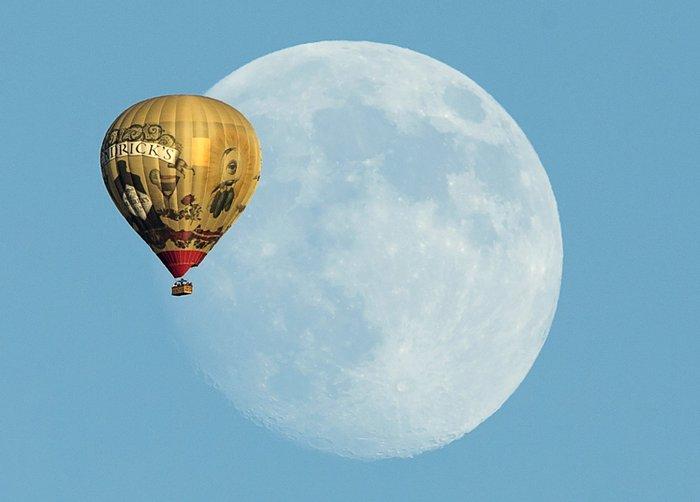 Γιορτή από πρωτότυπα αερόστατα στις ΗΠΑ. Απλά υπέροχη! - εικόνα 2