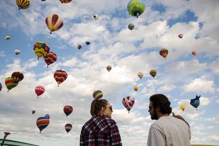 Γιορτή από πρωτότυπα αερόστατα στις ΗΠΑ. Απλά υπέροχη! - εικόνα 8