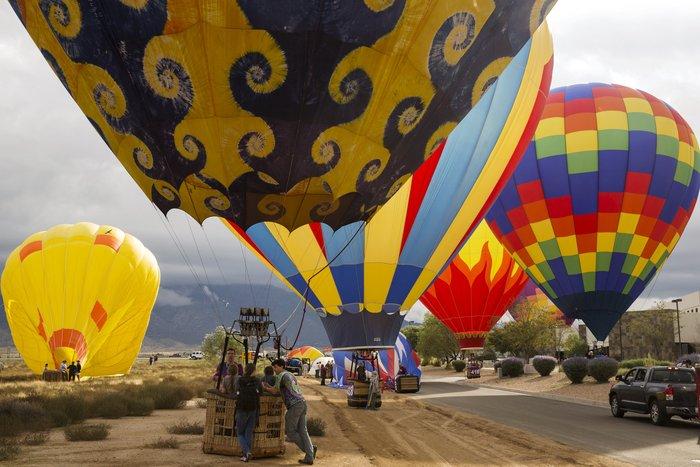 Γιορτή από πρωτότυπα αερόστατα στις ΗΠΑ. Απλά υπέροχη! - εικόνα 9