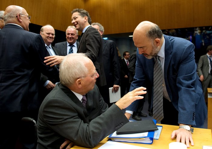 Eurogroup: Πρώτα τα μέτρα, μετά δόσεις,αξιολόγηση και ανακεφαλαιοποίηση