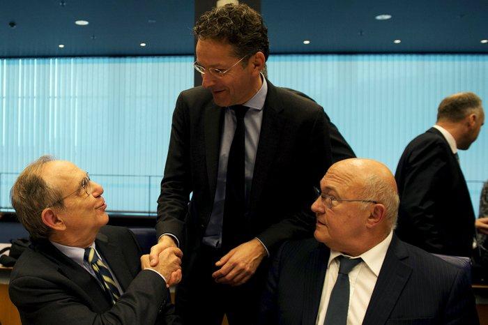 Eurogroup: Πρώτα τα μέτρα, μετά δόσεις,αξιολόγηση και ανακεφαλαιοποίηση - εικόνα 5