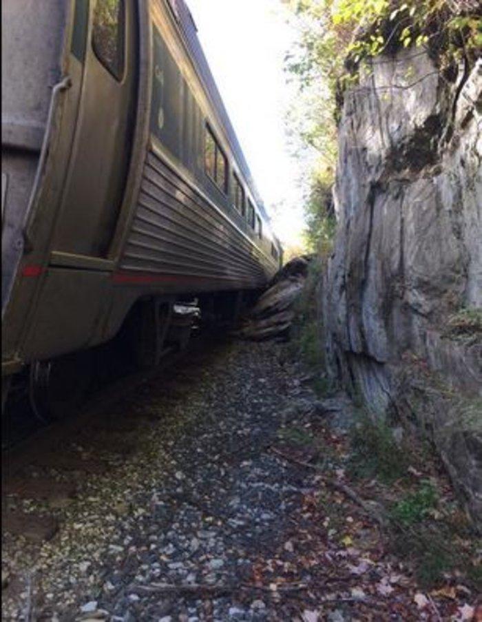 Εκτροχιασμός τρένου στην πολιτεία Βέρμοντ των ΗΠΑ - εικόνα 2