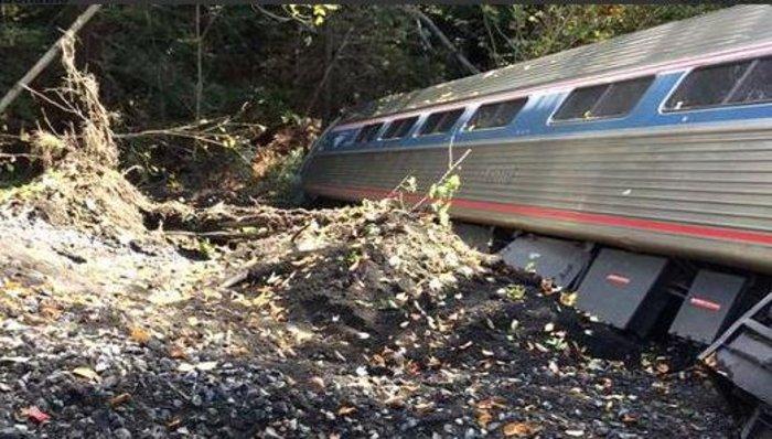 Εκτροχιασμός τρένου στην πολιτεία Βέρμοντ των ΗΠΑ - εικόνα 3