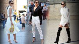 Από το λευκό στο καμηλό - οι τάσεις της μόδας για το Φθινόπωρο του 2015