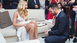 Επιτέλους! Γάμος στην οικογένεια του Γιάννη Τσιμιτσέλη