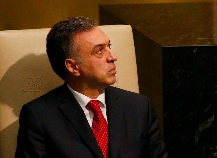 Φίλιπ Βουγιάνοβιτς, πρόεδρος Μαυροβουνίου