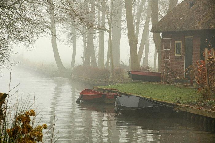 Μαγικό χωριό χωρίς δρόμους στην Ολλανδία μοιάζει βγαλμένο από παραμύθι - εικόνα 3