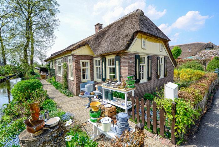 Μαγικό χωριό χωρίς δρόμους στην Ολλανδία μοιάζει βγαλμένο από παραμύθι - εικόνα 10