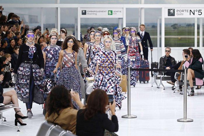 Chanel, επίδειξη μόδας