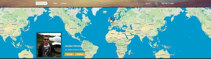 46 χώρες, 4 ήπειροι, ένα δευτερόλεπτο για κάθε μέρα (video)
