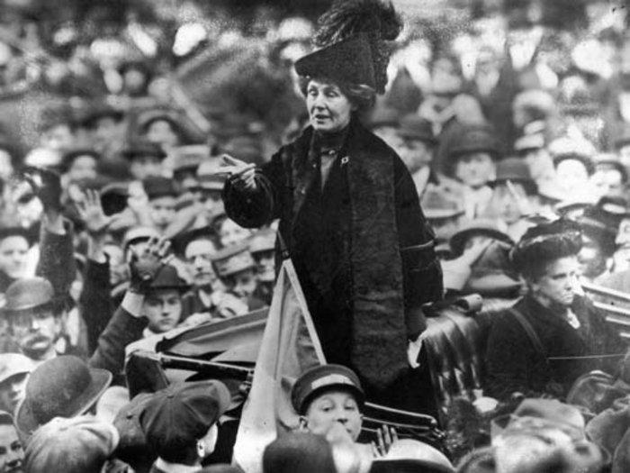 """Οι """"Σουφραζέτες"""" σκανδαλίζουν 100 χρόνια μετά - εικόνα 9"""