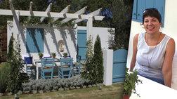 Η Ελληνίδα που κέρδισε το Τσάμπιονς Λιγκ των κήπων