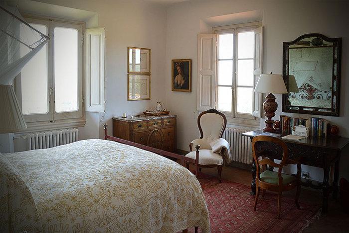 Ξενάγηση στο ειδυλλιακό «παλάτι» του Στινγκ στην Τοσκάνη - εικόνα 12