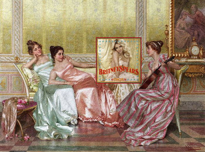 Circus by Britney Spears & La Soiree by Vittorio Reggianini
