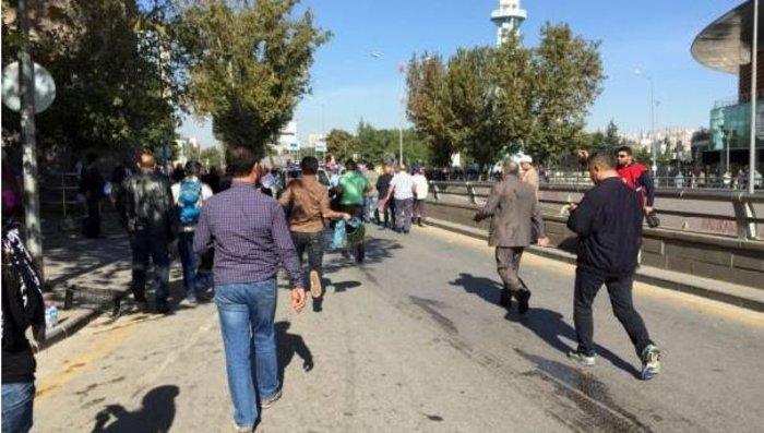 Μακελειό από έκρηξη στην Τουρκία, 95 νεκροί, 48 χαροπαλεύουν - εικόνα 12