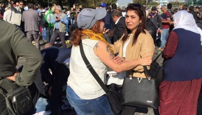 Μακελειό από έκρηξη στην Τουρκία, 95 νεκροί, 48 χαροπαλεύουν - εικόνα 13
