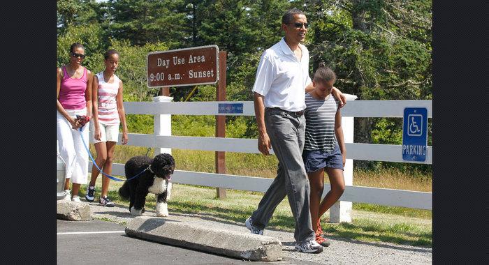 Ο σκύλος των Ομπάμα που κάνει «άνω κάτω» το Λευκό Οίκο - εικόνα 2