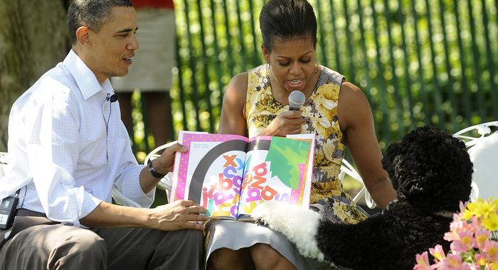 Ο σκύλος των Ομπάμα που κάνει «άνω κάτω» το Λευκό Οίκο - εικόνα 8