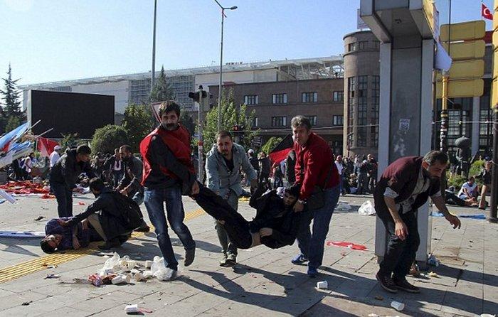 Βαρύ πένθος στην Τουρκία, 95 οι νεκροί - 48 χαροπαλεύουν - εικόνα 9