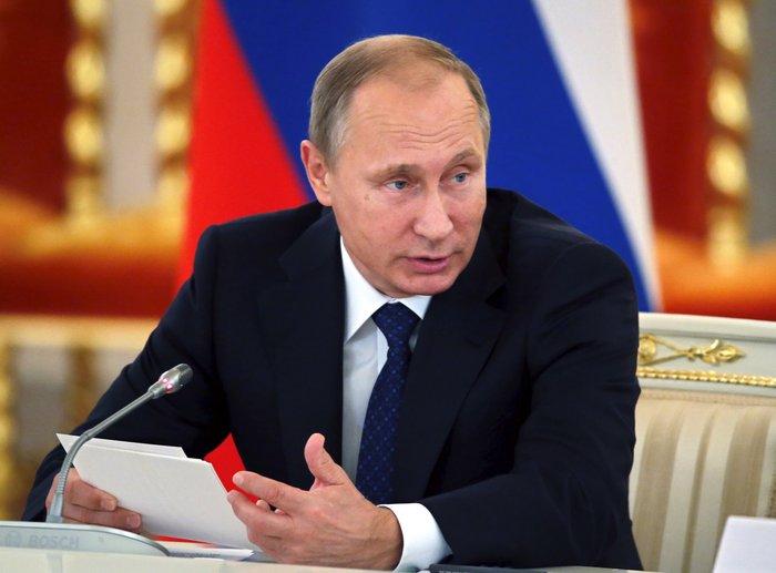 Πούτιν: Δεν συζητάμε χερσαίες επιχειρήσεις στη Συρία